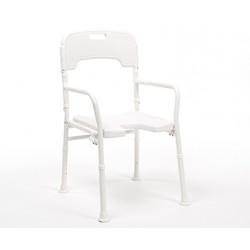 Aluminiowe składane krzesło...