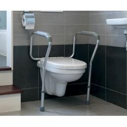 Uchwyty przy toalecie LIDDY